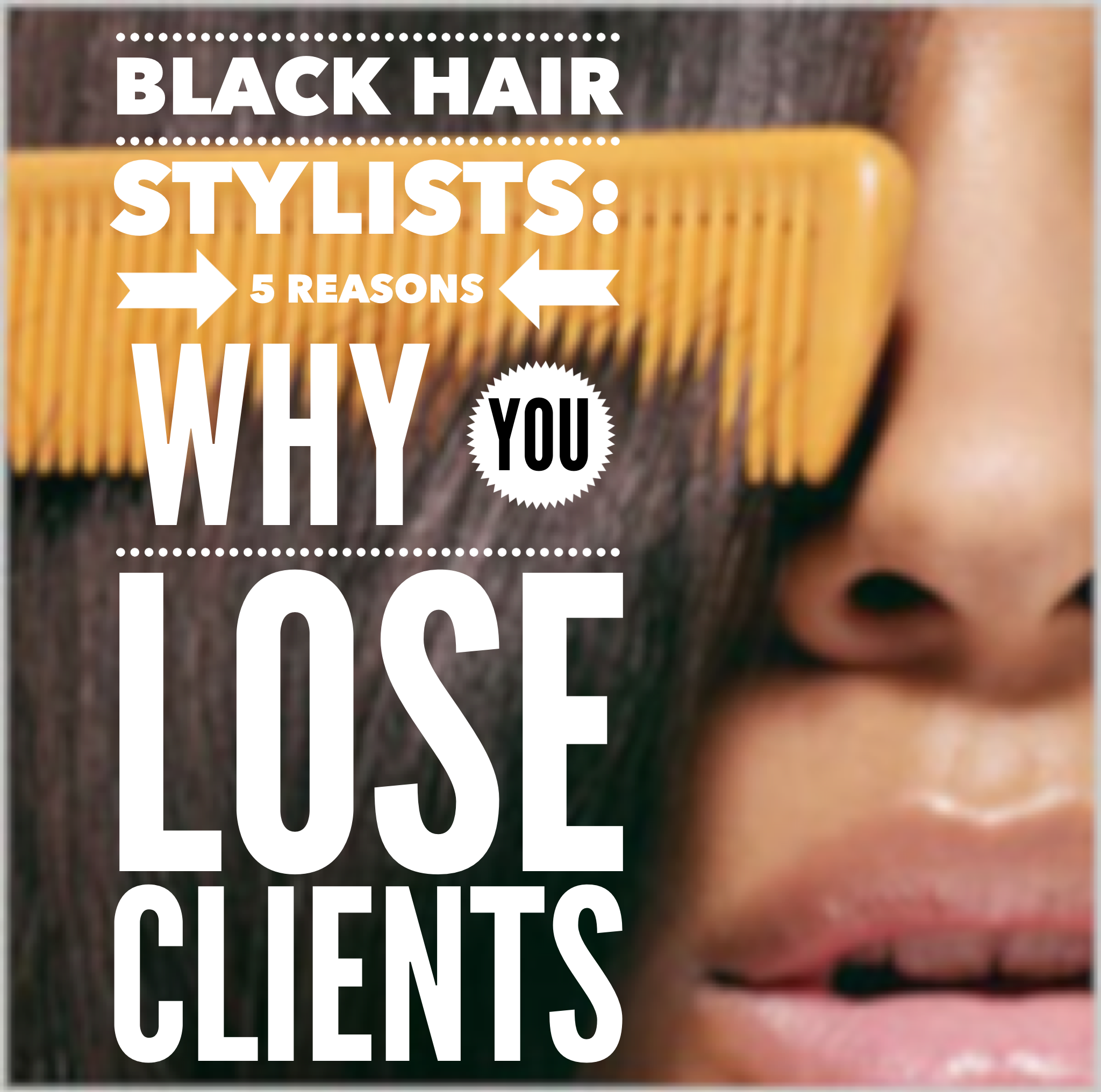 black hair stylists